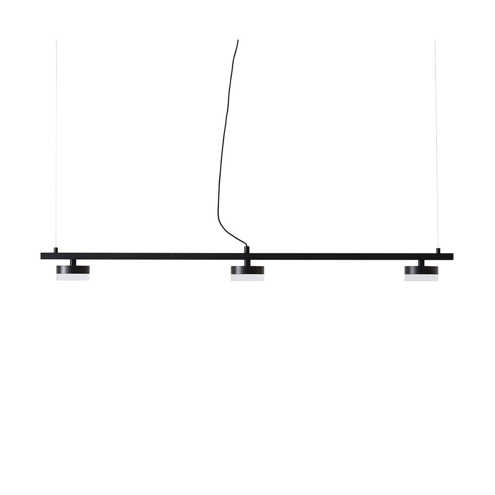 Row Track Pendant - Hausful - Modern Furniture, Lighting, Rugs and Accessories