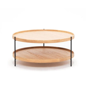 Sage Round Coffee Table - Hausful - Modern Furniture, Lighting, Rugs and Accessories