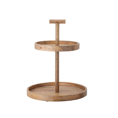 Nordic 2-Tier Tray - Hausful - Modern Furniture, Lighting, Rugs and Accessories