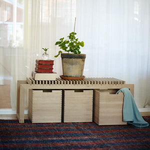 Cutter Bench - Hausful - Modern Furniture, Lighting, Rugs and Accessories