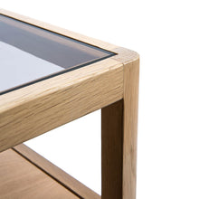 Load image into Gallery viewer, Spindle Bedside Table - Hausful - Modern Furniture, Lighting, Rugs and Accessories
