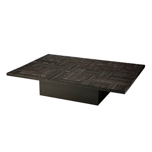 Teak Tabwa Blok coffee table - Hausful - Modern Furniture, Lighting, Rugs and Accessories