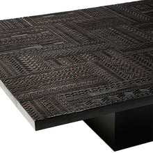 Load image into Gallery viewer, Teak Tabwa Blok coffee table - Hausful - Modern Furniture, Lighting, Rugs and Accessories