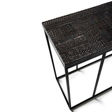 Load image into Gallery viewer, Teak Tabwa console - Hausful - Modern Furniture, Lighting, Rugs and Accessories