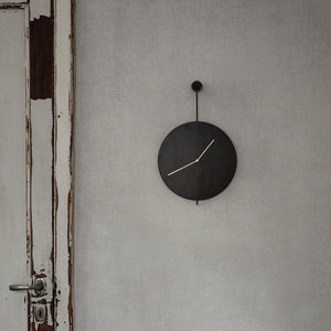 Trace Wall Clock - Hausful - Modern Furniture, Lighting, Rugs and Accessories