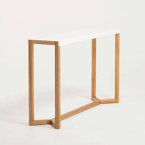 Trivia Console Table - Oak - Hausful - Modern Furniture, Lighting, Rugs and Accessories