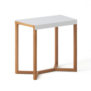 Trivia Side Table - Oak - Hausful - Modern Furniture, Lighting, Rugs and Accessories