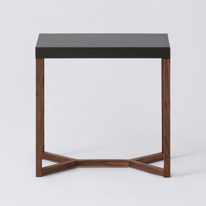 Trivia Side Table - Charcoal - Hausful - Modern Furniture, Lighting, Rugs and Accessories