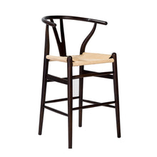 Load image into Gallery viewer, Wishbone Counter Stool - Hausful - Modern Furniture, Lighting, Rugs and Accessories