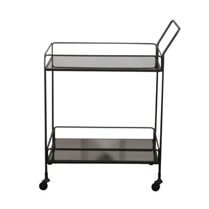 Dixon Bar Cart - Hausful - Modern Furniture, Lighting, Rugs and Accessories