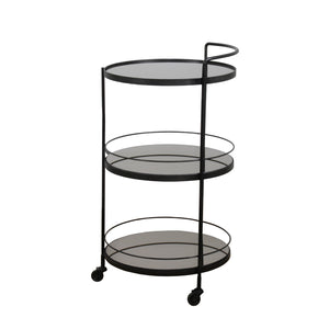 Lucy Bar Cart - Hausful - Modern Furniture, Lighting, Rugs and Accessories