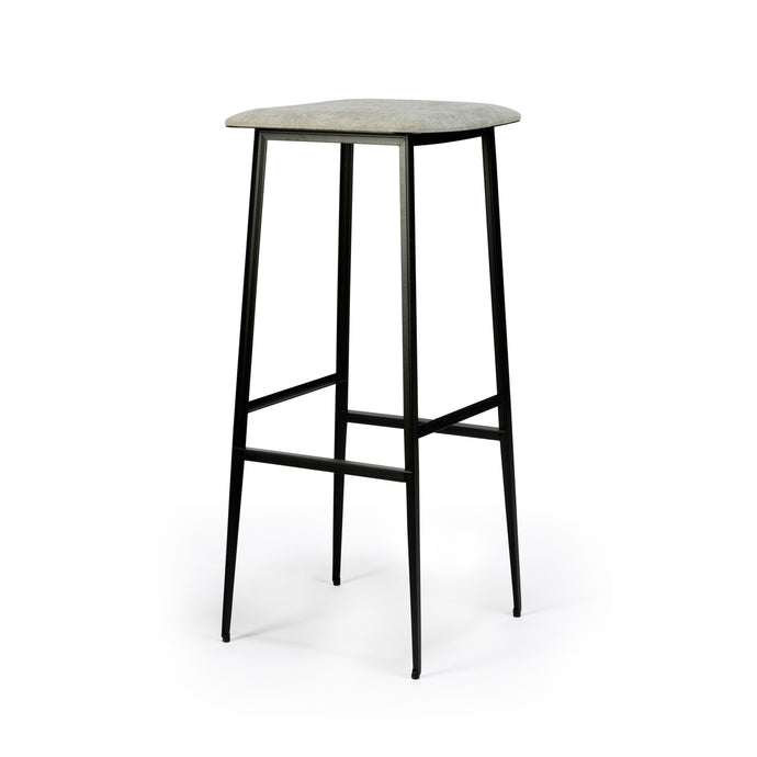 DC Bar Stool - No Backrest - Hausful - Modern Furniture, Lighting, Rugs and Accessories