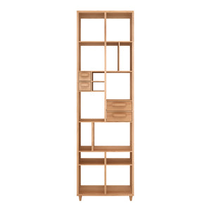 Oak Pirouette Rack - Hausful - Modern Furniture, Lighting, Rugs and Accessories