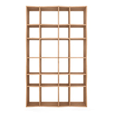 "Load image into Gallery viewer, Oak Z Rack - 49"" - Hausful - Modern Furniture, Lighting, Rugs and Accessories"