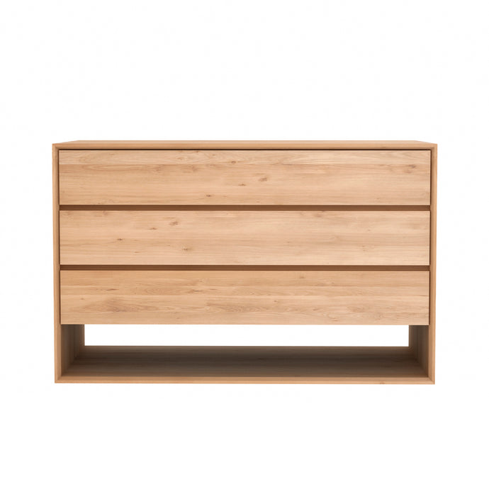 Oak Nordic Chest of Drawers - Hausful - Modern Furniture, Lighting, Rugs and Accessories