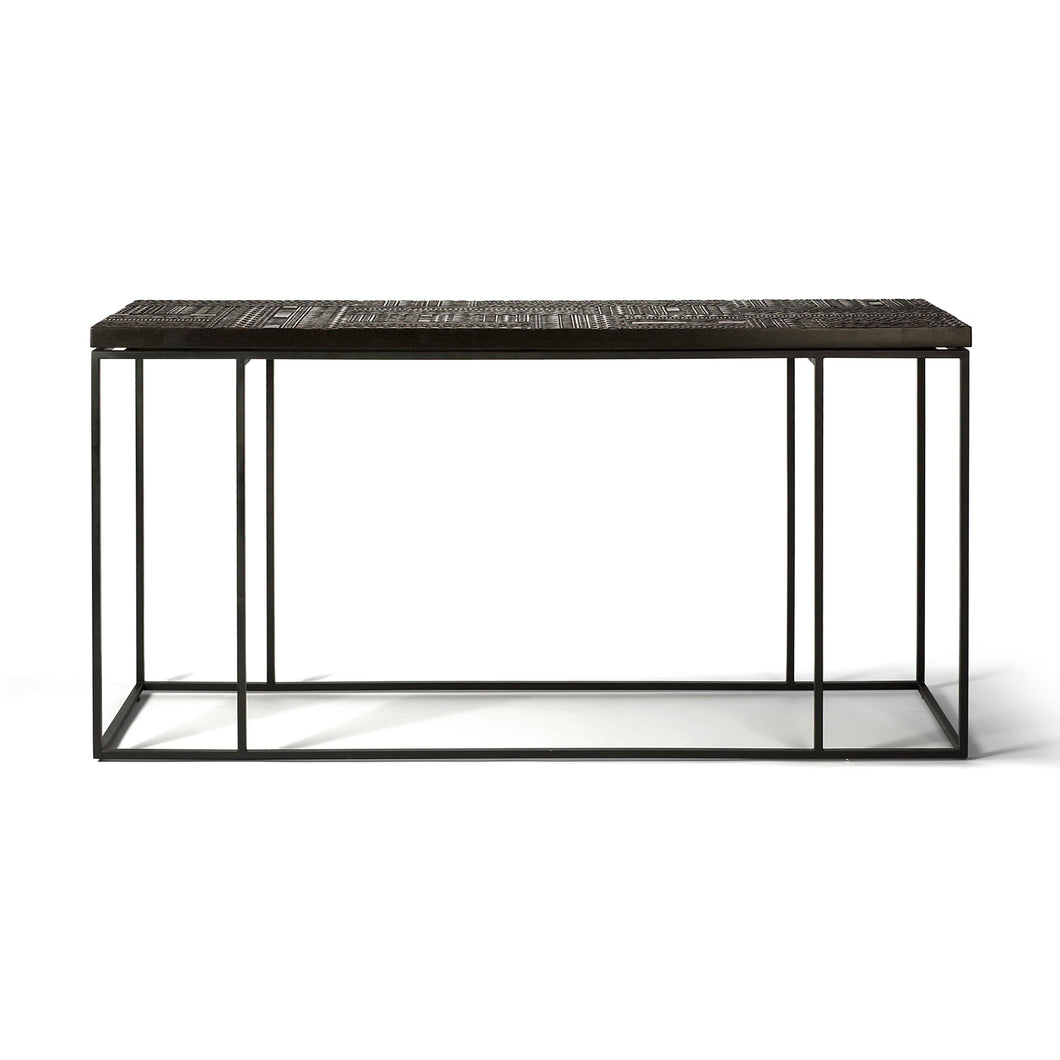 Teak Tabwa console - Hausful - Modern Furniture, Lighting, Rugs and Accessories