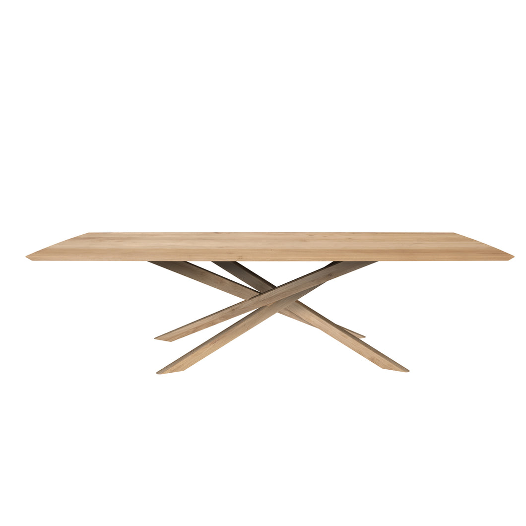 Oak Mikado Dining Table - Hausful - Modern Furniture, Lighting, Rugs and Accessories