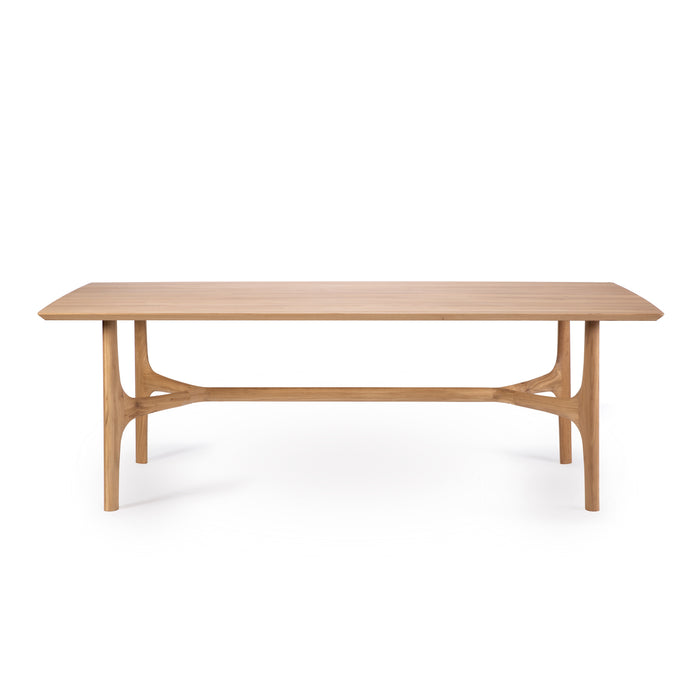 Oak Nexus Dining Table - Hausful - Modern Furniture, Lighting, Rugs and Accessories