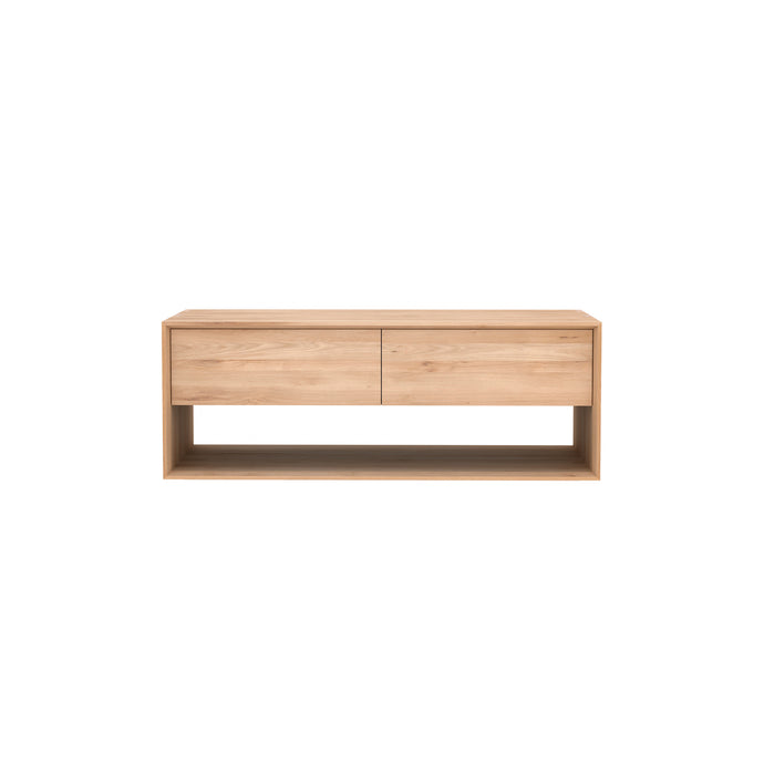 Oak Nordic TV Cupboard - 47
