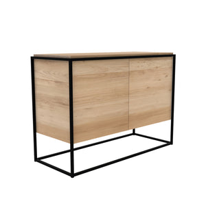 "Oak Monolit Sideboard - 43"" - Hausful - Modern Furniture, Lighting, Rugs and Accessories"