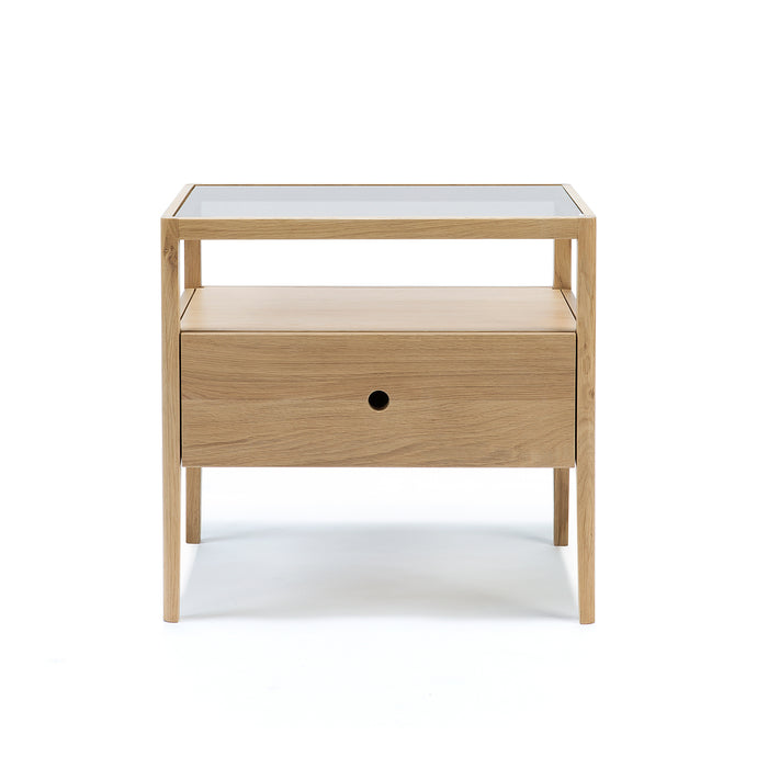 Spindle Bedside Table - Hausful - Modern Furniture, Lighting, Rugs and Accessories