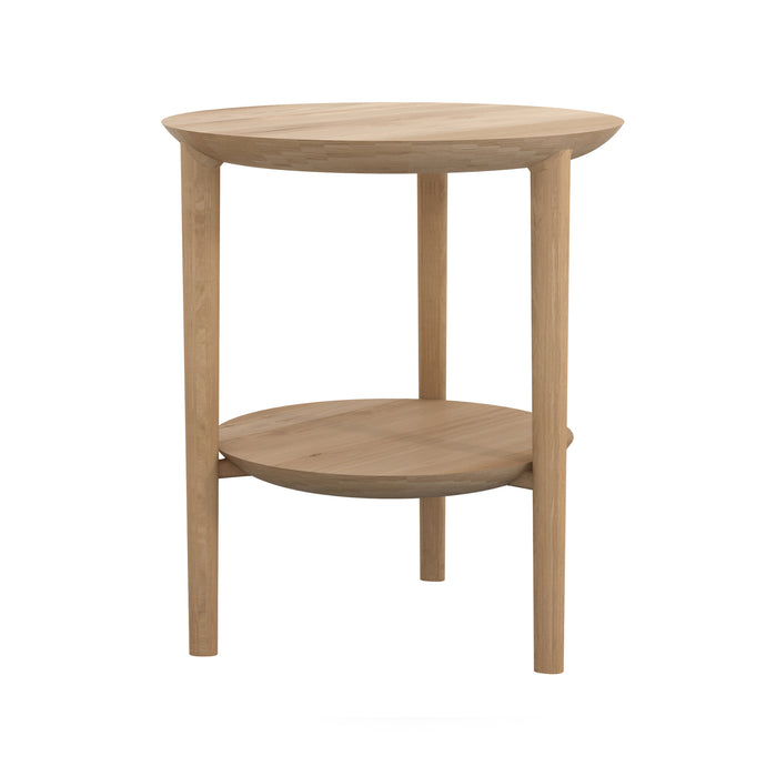 Oak Bok Side Table - Hausful - Modern Furniture, Lighting, Rugs and Accessories