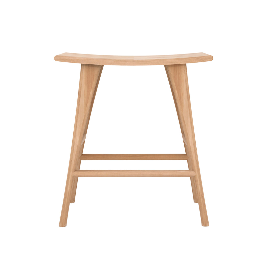 Osso Counter Stool - Hausful - Modern Furniture, Lighting, Rugs and Accessories