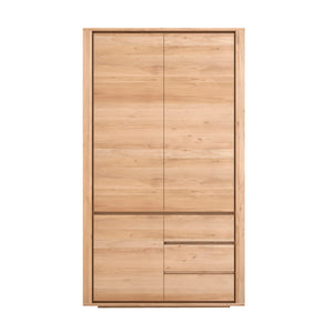 Oak Shadow Dresser - Hausful - Modern Furniture, Lighting, Rugs and Accessories