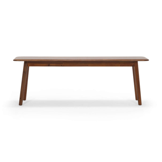 Kacia Bench - Hausful - Modern Furniture, Lighting, Rugs and Accessories