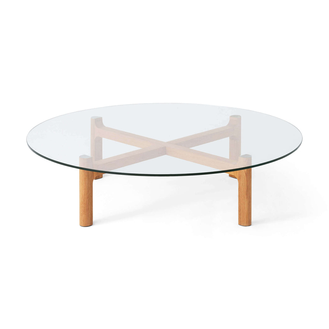 Place Round Coffee Table - Hausful - Modern Furniture, Lighting, Rugs and Accessories