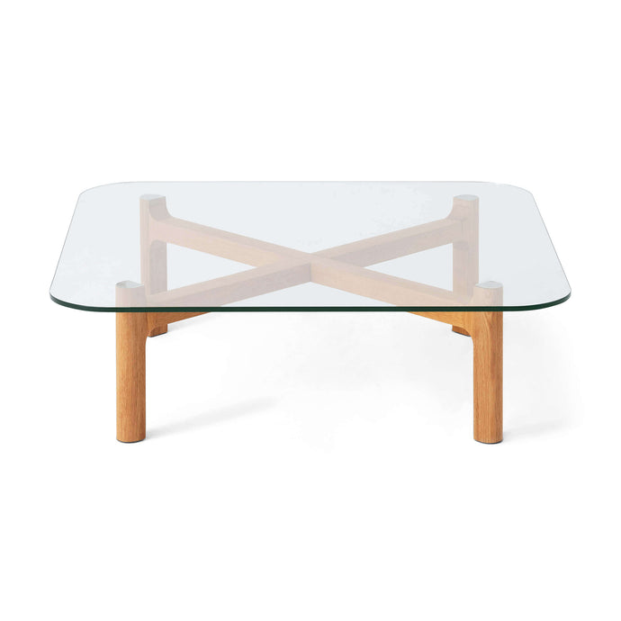 Place Square Coffee Table - Hausful - Modern Furniture, Lighting, Rugs and Accessories