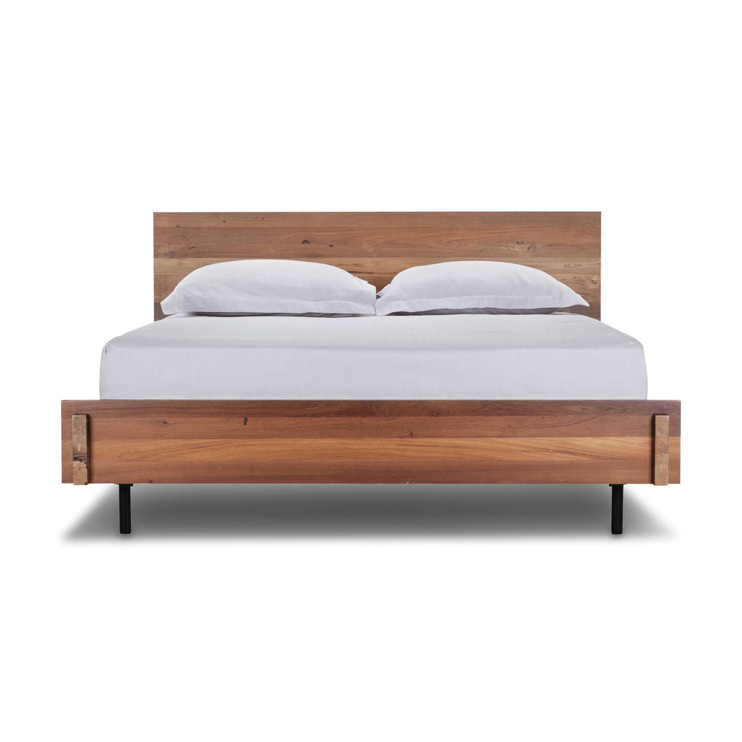 Reclaimed Teak Bed - Hausful - Modern Furniture, Lighting, Rugs and Accessories