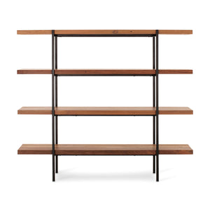 Reclaimed Teak High Shelf - Hausful - Modern Furniture, Lighting, Rugs and Accessories