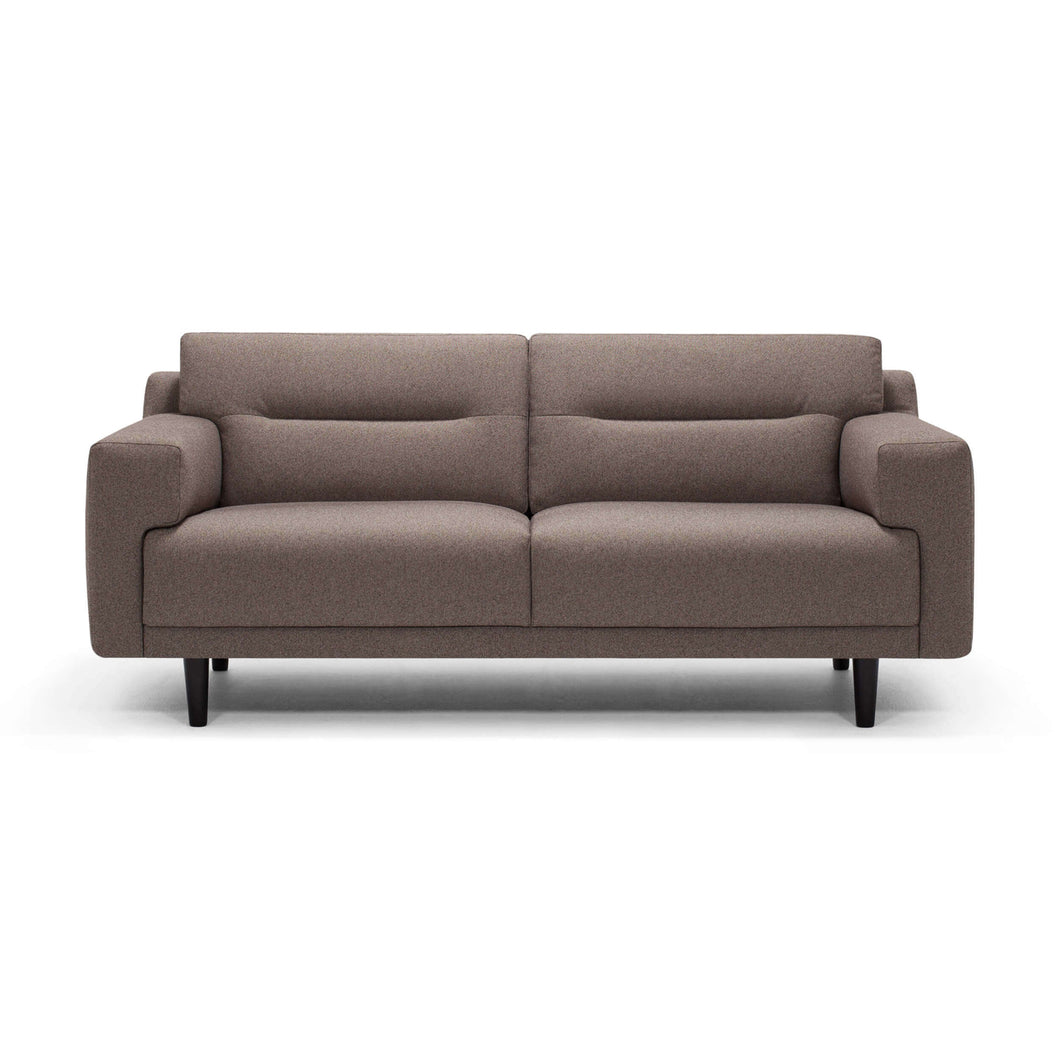 Remi Loveseat - Horizontal Pull - Fabric - Hausful - Modern Furniture, Lighting, Rugs and Accessories