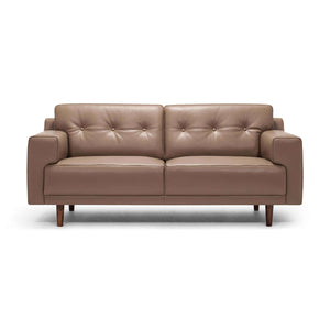 Remi Loveseat - Leather - Hausful - Modern Furniture, Lighting, Rugs and Accessories