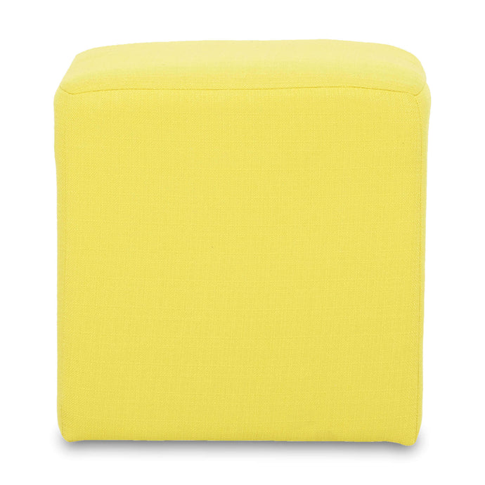 Rubix Ottoman - Fabric - Hausful - Modern Furniture, Lighting, Rugs and Accessories