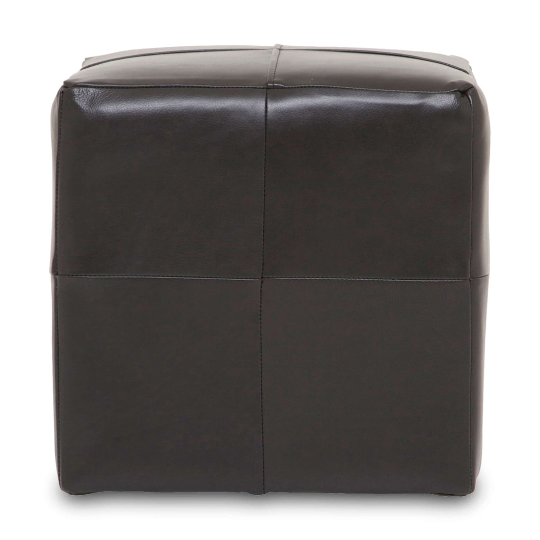 Rubix Ottoman - Leather - Hausful - Modern Furniture, Lighting, Rugs and Accessories