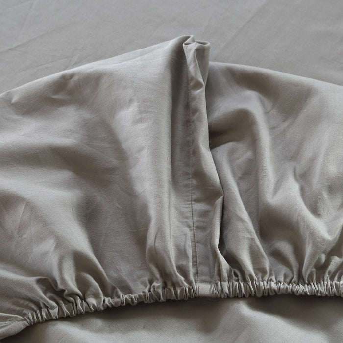 Fitted Sheet Sets With Elastic Band