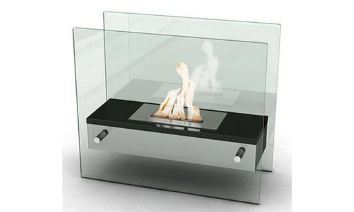 Standing Model Bio Ethanol Fireplace
