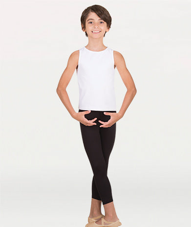 Footless Dance Pant - Boys