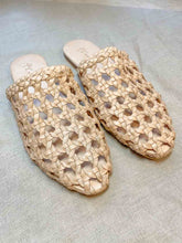 Load image into Gallery viewer, ANJA WOVEN MULES