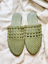 Load image into Gallery viewer, NACALA WOVEN MULES