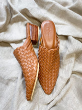 Load image into Gallery viewer, SATARA WOVEN HEELS
