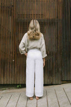 Load image into Gallery viewer, ROANNE WIDE LEG PANTS