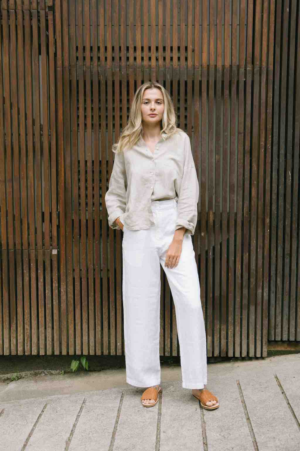 ROANNE WIDE LEG PANTS