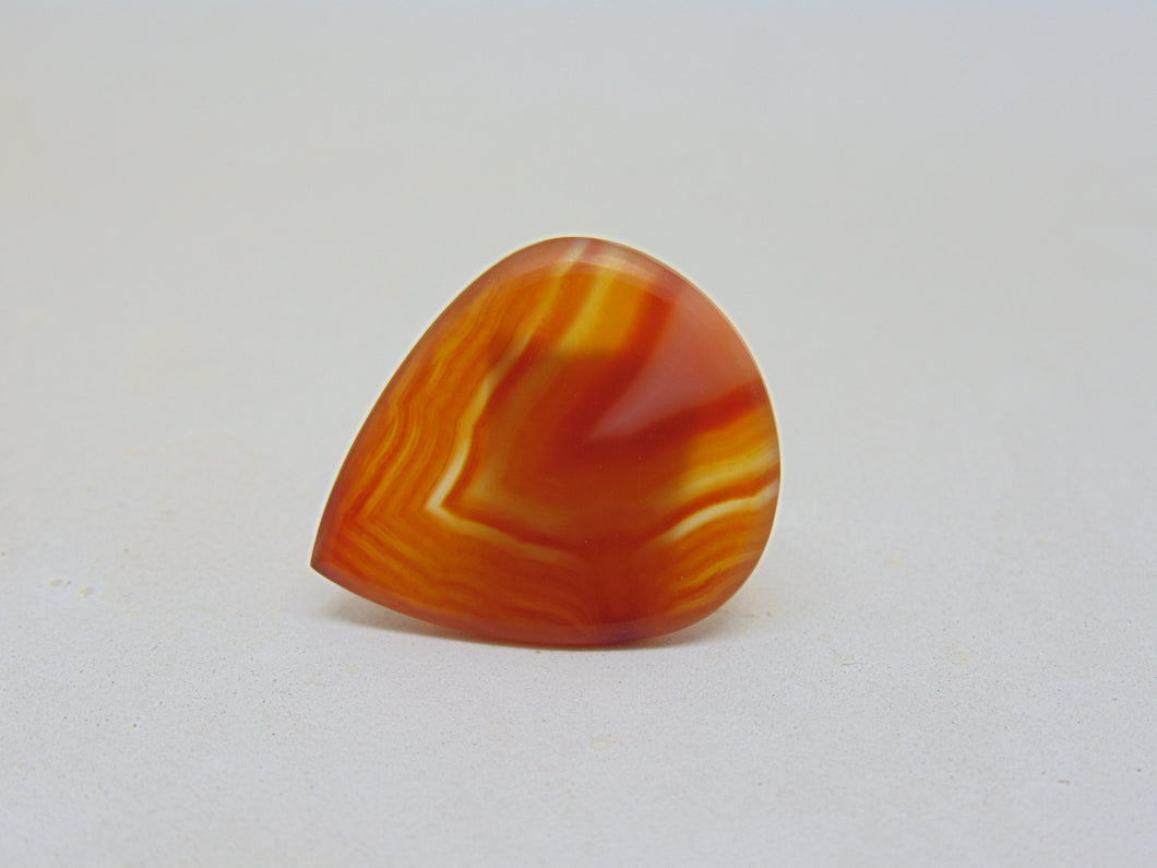 3.75mm Agate Stone Guitar Pick