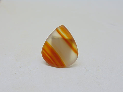 3.5mm Agate Stone Guitar Pick