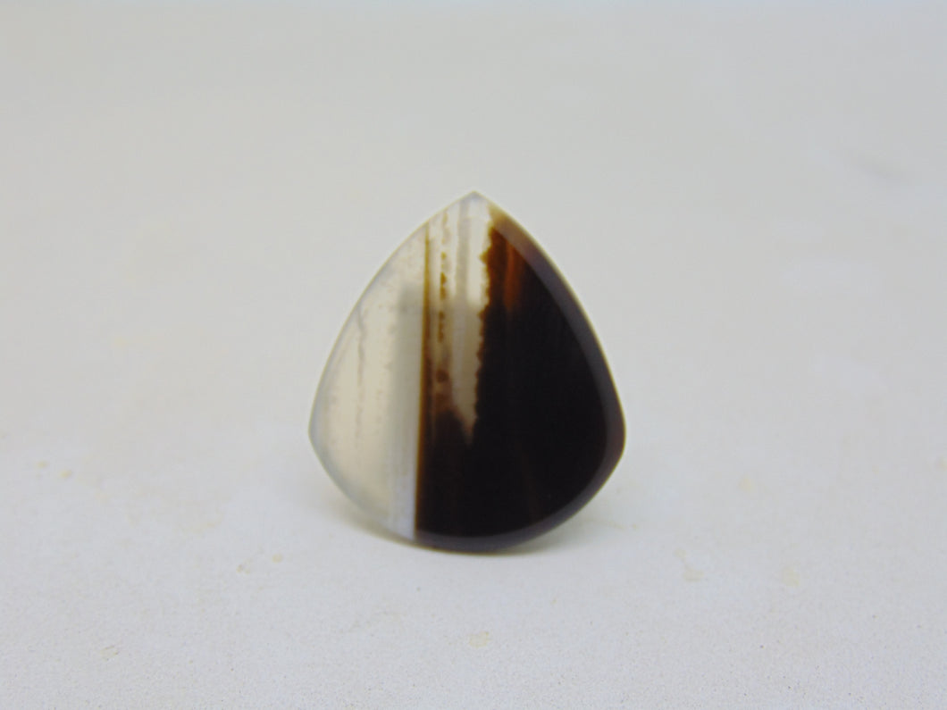 3.5mm Agate Stone Age Guitar Pick