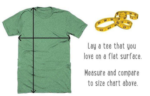 How to Measure a Shirt for Sizing