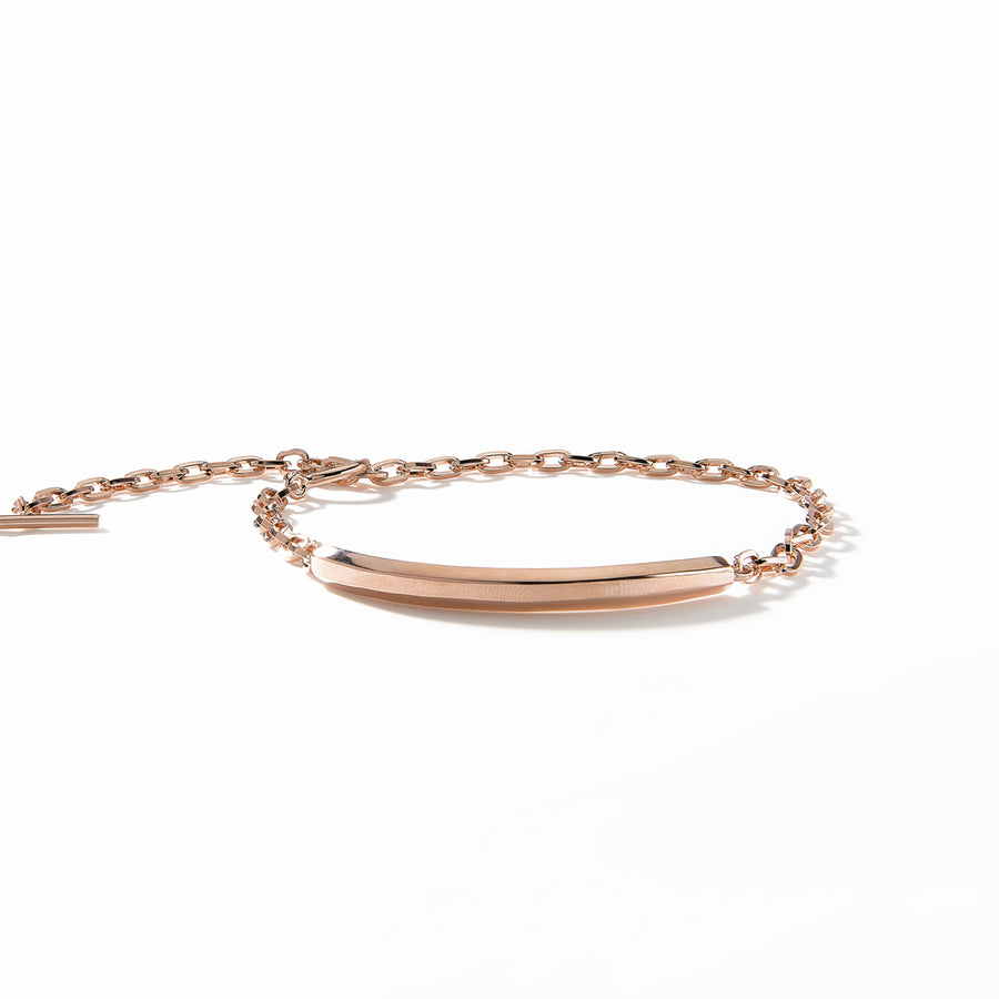 Cary Wrap Bracelet - 14K Rose Gold